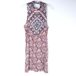AMERICAN EAGLE OUTFITTERS Boho Festive Swing Dress
